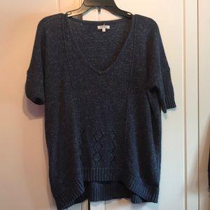 Sweater short sleeve